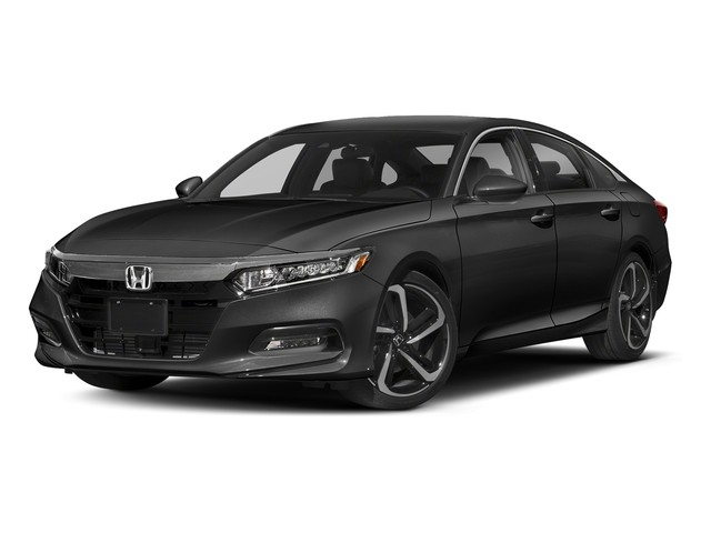 2018 Honda Accord Sport 2.0T  Low Low Interest rates